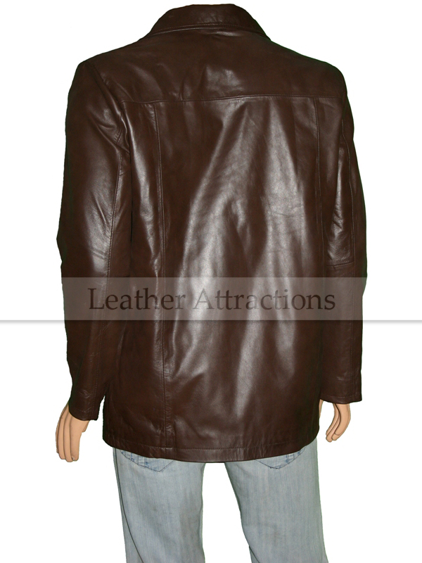 Absolute Appeal Soft Leather Jacket