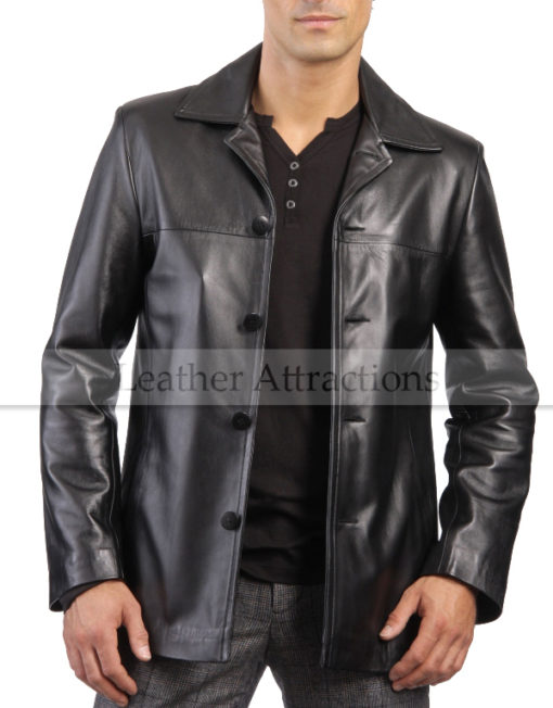 Absolute-Appeal-Brown-Soft-Leather-Jacket-Front-Open
