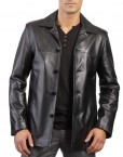 Absolute Appeal Brown Soft Leather Jacket
