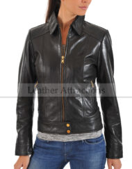 Black-Fantasy-Womens-Lambskin-Leather-Jacket-Front