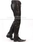 Boot-Cut-Style-Leather-Pants-back1