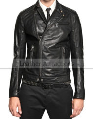 City-Style-Men-Moto-Biker-Jacket-Front-Black