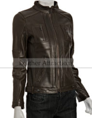 Daiana-Four-Pocket-Brown-Ladies-Jacket-close.jpeg