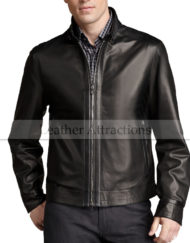 Dynamic-Straight-Bottom-Leather-Jacket-Front