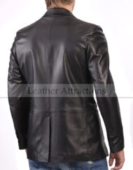 Exclusive-Leather-Blazer-back-side