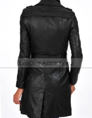 Femme-3-Quarter-Leather-Jacket-Back