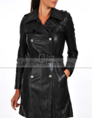 Femme-3-Quarter-Leather-Jacket-Front