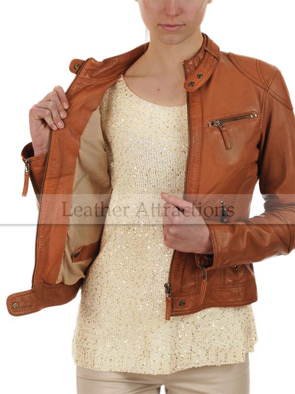 Florence Ladies Short Jacket