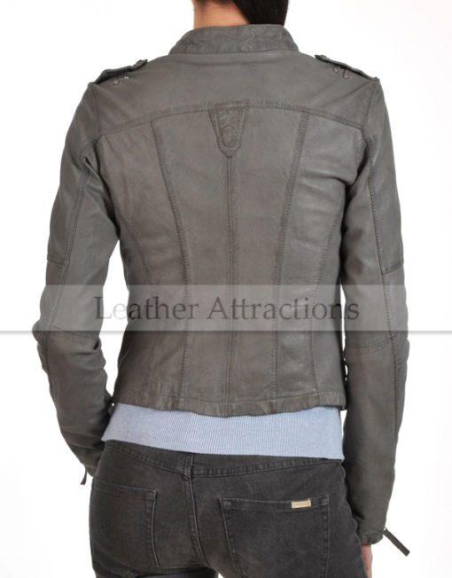 Grey-ladies-jacket-Back