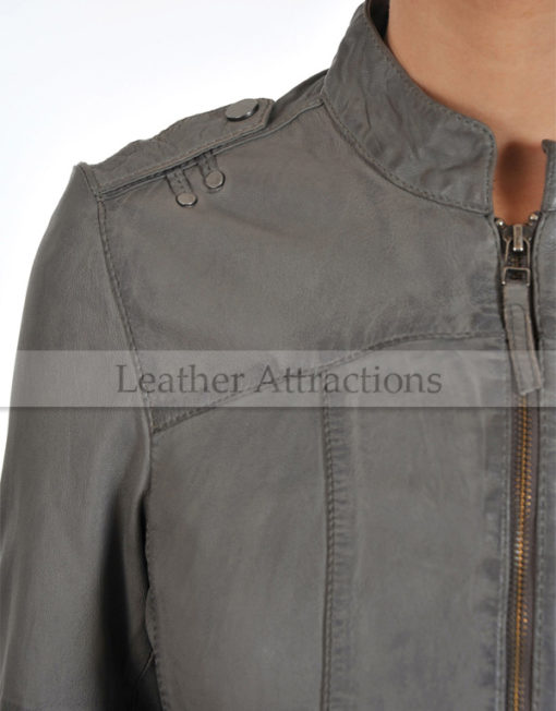 Grey-ladies-jacket-Shoulder