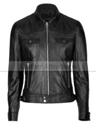 Jeans-Style-Women-Soft-Leather-Jacket-Front