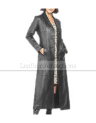 Ladies Matrix Edition II long Trench Coat