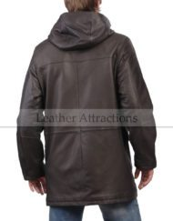 Metro-Hooded-Cow-Leather-Coat-back