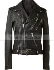Metro-Motosport-Biker-Women-Jacket-Front