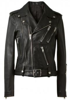 Metro Motosport Biker Women Jacket