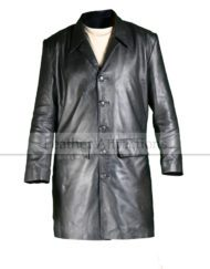 Mens Three Quarter Coat