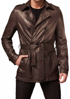 Men's Leather Coats