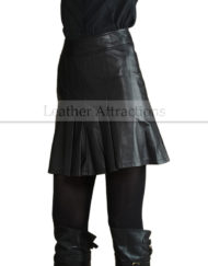 Paris-Allure-leather-Skirt