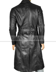 Polander-Women-Long-Leather-coat-Back
