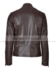 Road-master-Soft-brown-italian-leather-jacket-Back