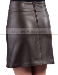 Sassay-Front-Slit-leather-Skirt1