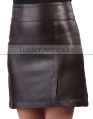 Sassay-Front-Slit-leather-Skirt2