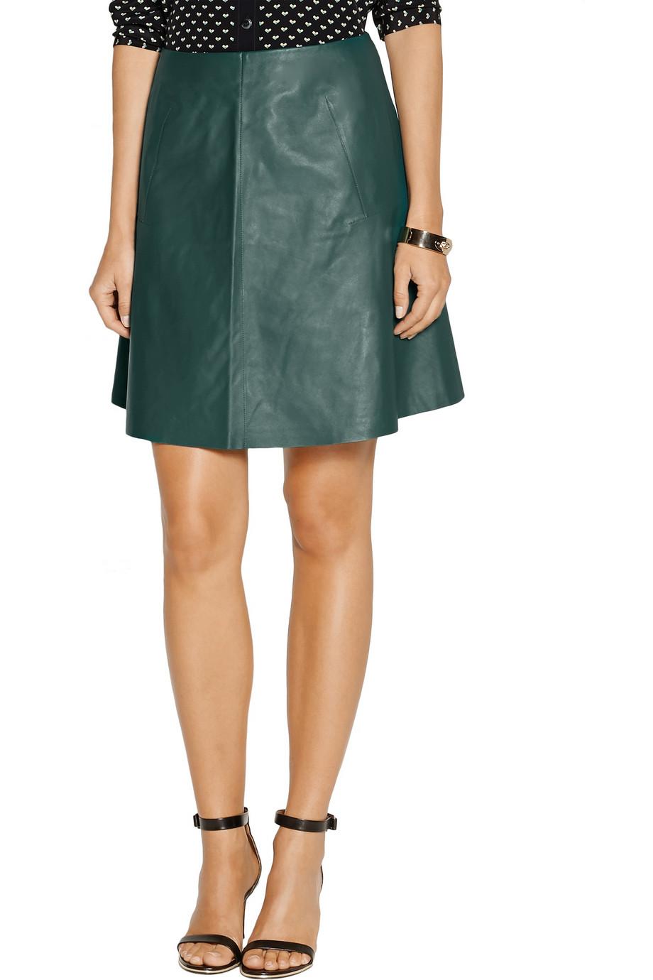 Leather Skirt Sale