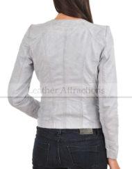 Smart-Fits-Women-Attractive-Jacket-Back-Gray