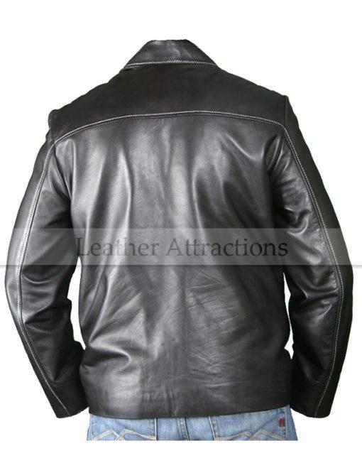 Straight-Bottom-Leather-Jacket-Back