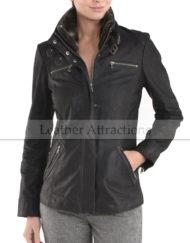 Strap-Collar-Ladies-Jacket-MAin-Front