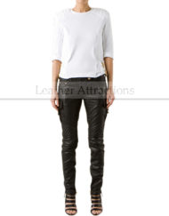 Trendy-Biker-Leather-Pants-Main-Front