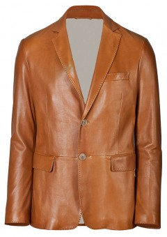 Vogue Leather Blazer_01
