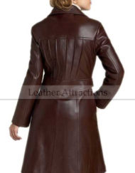Women's Leather Coats | Online women's leather trench coat ...