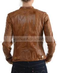 Women-Adorable-Biker-Leather-jacket-7