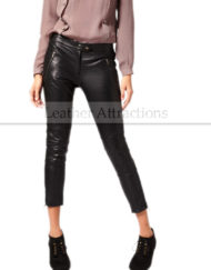 Women-Caprice-Soft-Leather-Pants-Small-front