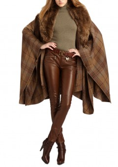 Women's Leather Pants & Trousers