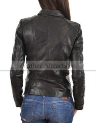 Women-Shirt-Collar-Attraction-Leather-JAcket-Back-1