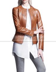 Women-Zip-Front-Leather-Jacket-Main