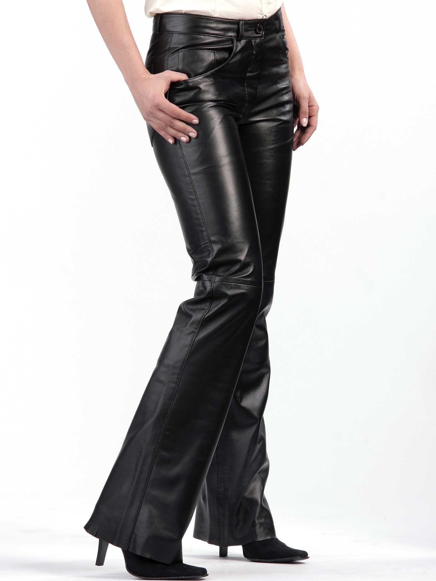 Original Leather Pants
