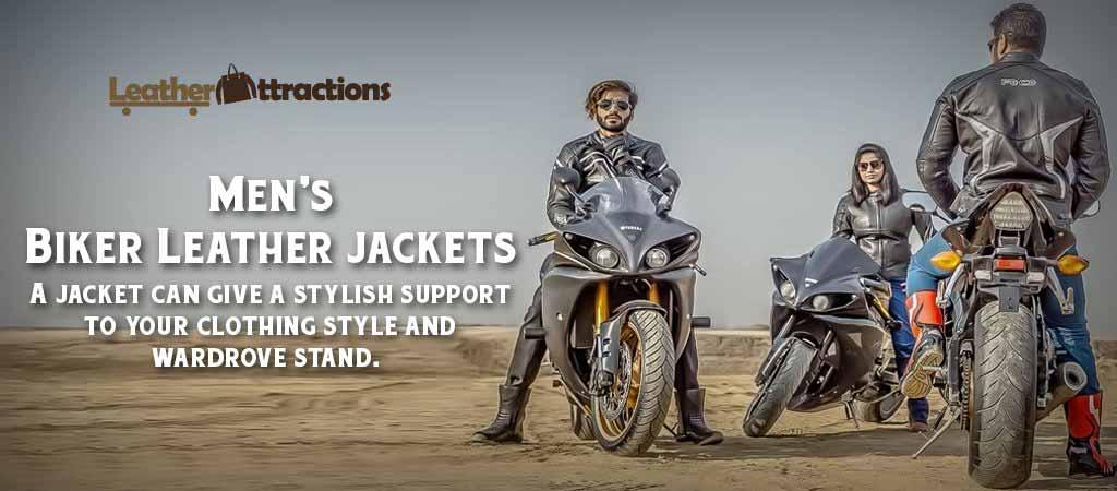 Mens-Biker-Leather-Jackets