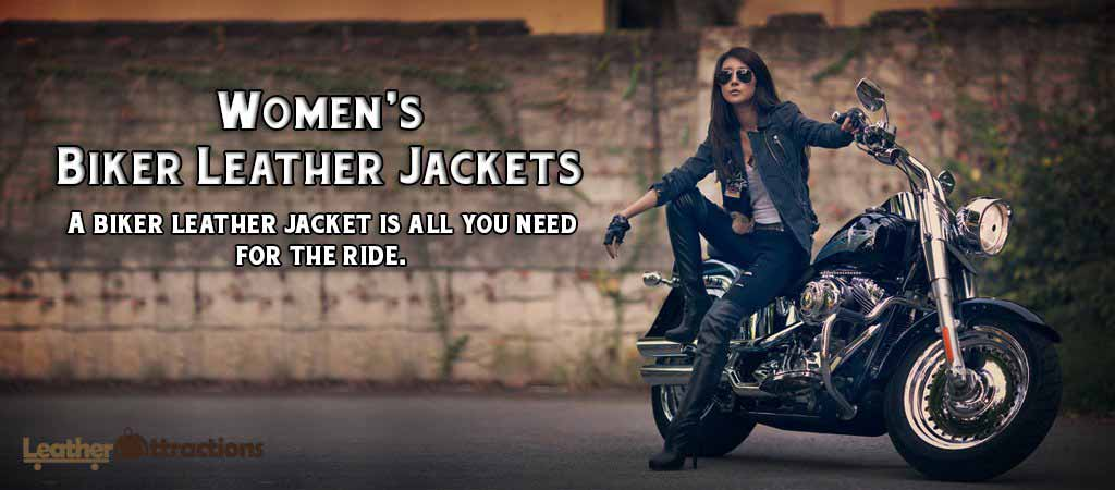 Womens-Biker-Leather-Jackets
